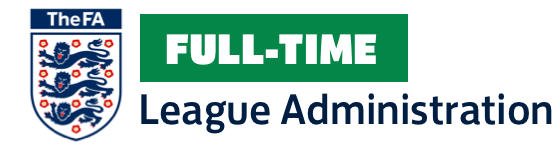 Full-Time League Admininstration